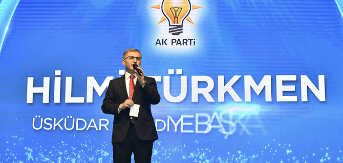 Başkan Hilmi Türkmen'den Üsküdar için 41 Dev Proje