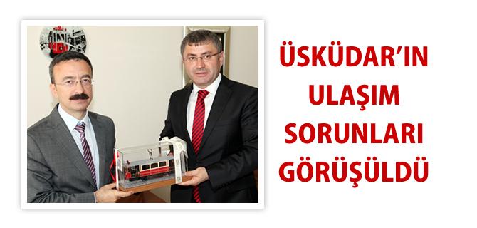 Başkan Türkmen'den 'Hayırlı Olsun' ziyareti