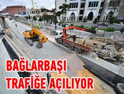 Bağlarbaşı metro inşaatı için kapanan yollar açılıyor