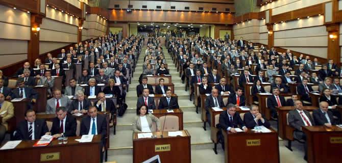 İstanbul Belediye Meclisi'nde partilerin üye sayıları belli oldu