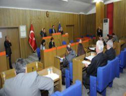İBBB Toplantısı Üsküdar'da yapıldı.