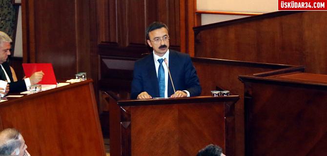 �ETT'nin 2015 y�l� b�t�esi belediye meclisi'nde onayland�