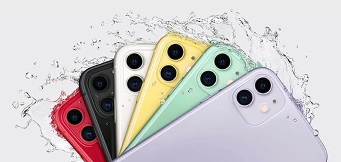 iPhone 11 modelleri kamera özellikleri ile beğeni topluyor