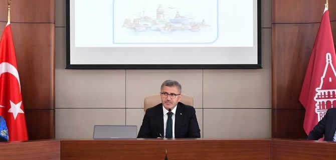 Başkan Hilmi Türkmen, İstanbul Boğazı Belediyeler Birliği Başkanı oldu