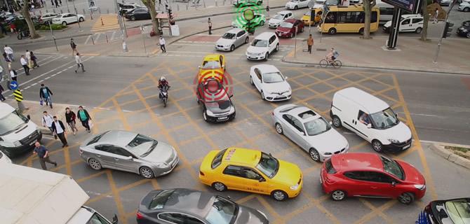 İstanbul Trafiği için İBB'den yeni EDS uygulaması