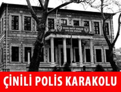 İstanbul'un 2 asırlık karakolu