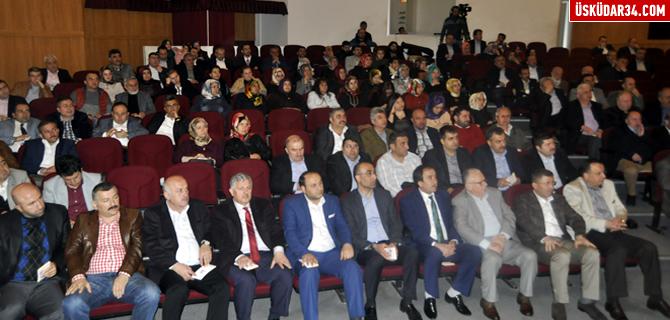 AK Parti, 4 Kademe ve Hatip E�itim Toplant�s� yap�ld�