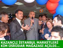 KİM Üsküdar şubesi açıldı.