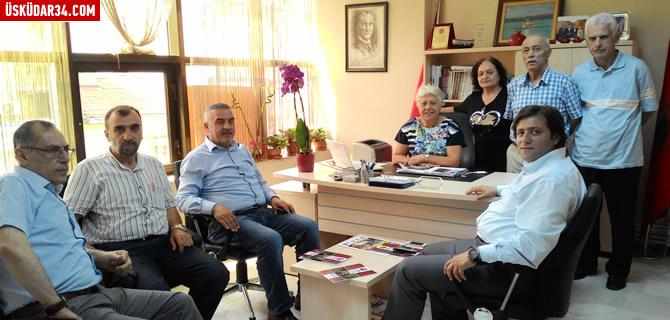 Muhammet Gürlü, ''Emeklilerin Sorunlarını Saadet Çözecek!''