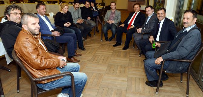Üsküdar Belediye Başkanı Mustafa Kara, bir bir ''Veda'' etti