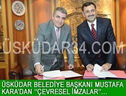 Mustafa Kara'dan ''Çevresel imzalar''... (Galeri)