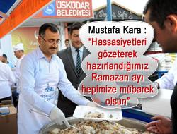 Üsküdar'da Ramazanın Bereketi ''Fasl-ı Ramazan''da