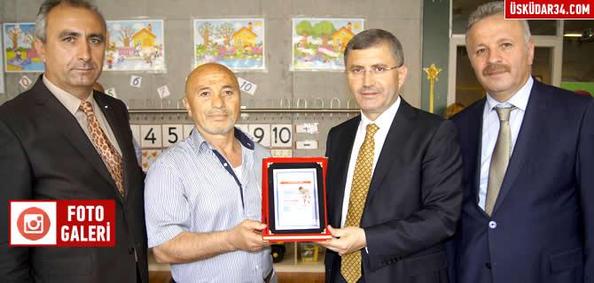 Sultantepe Ortaokulu'nda ''Tek Seçenek Spor'' projesi sezonu sona erdi