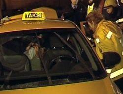 Üsküdar'da taksici cinayeti