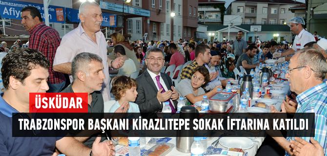 Hacıosmanoğlu'ndan Başkan Hilmi Türkmen'e Sürpriz Destek