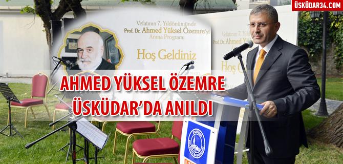 T�rkiye'nin ilk atom m�hendisi �sk�dar'da an�ld�