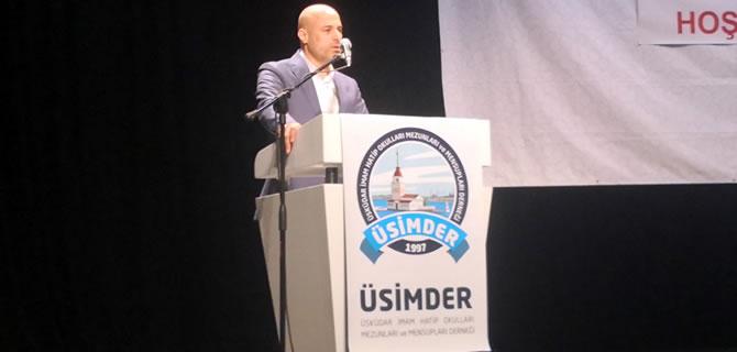 ÜSİMDER'in Yeni Başkanı Mahmut Hakkı Sezer oldu