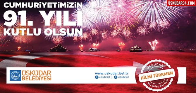 Belediye Başkanı Hilmi Türkmen'den ''Birlik'' mesajı
