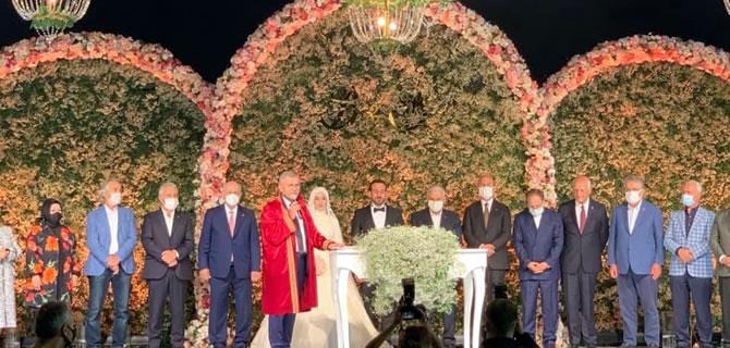 Başkan Türkmen'in mutlu günü