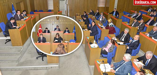 �sk�dar Belediye b�t�esi yeniden oylanarak kabul edildi