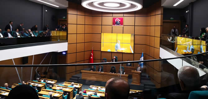 Üsküdar 8. Dönem Belediye Meclis Üyeleri belli oldu