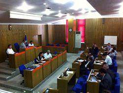 Üsküdar Belediye Meclisi tatile girdi...