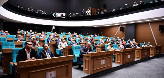 Üsküdar Belediye Meclisi'nde Kentsel Dönüşüm Masaya Yatırıldı