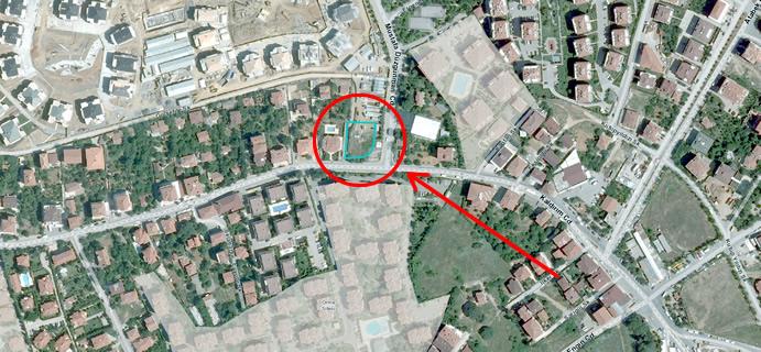 Üsküdar Belediyesi Çengelköy'de 6,5 milyon TL arsa satıyor