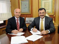 Belediye 173 işçi için sözleşme imzaladı