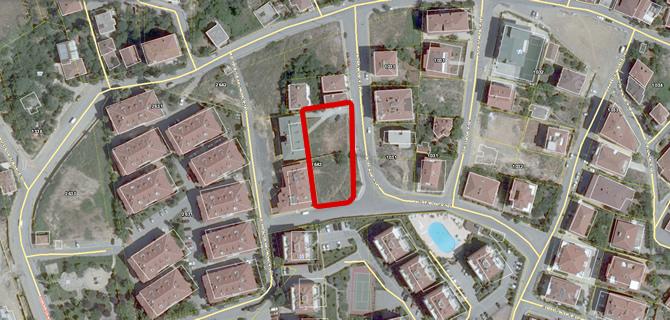 Üsküdar Belediyesi'nden 9.5 milyon TL'ye satılık iki arsa