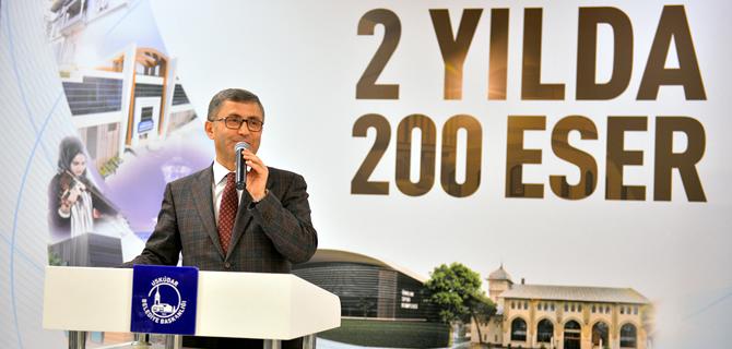 �sk�dar Belediyesi'nin 2 y�ll�k performans�