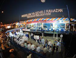 Ramazan'da Üsküdar'da neler var?