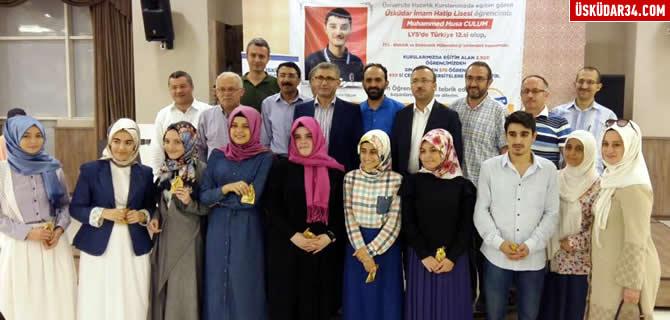 Üsküdar Belediyesi Üniversite adaylarını ağırladı