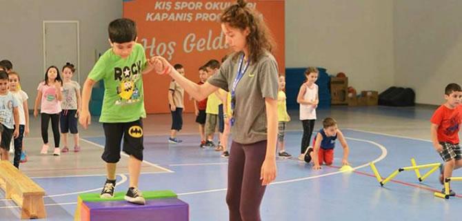 Üsküdar Belediyesi Yaz Spor Okulları kayıtları başladı