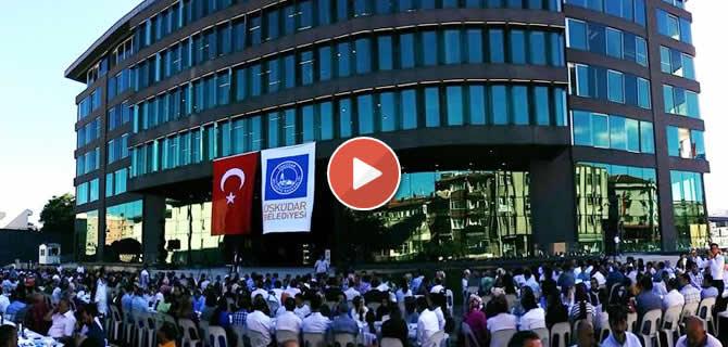 �sk�dar Belediyesi Yeni Hizmet Binas�'na ta��nd�