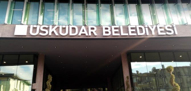 Üsküdar'da değişim başkan yardımcılarından başladı