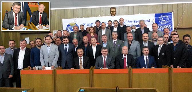 Üsküdar'da Toplu İş Sözleşmesi Sevinci
