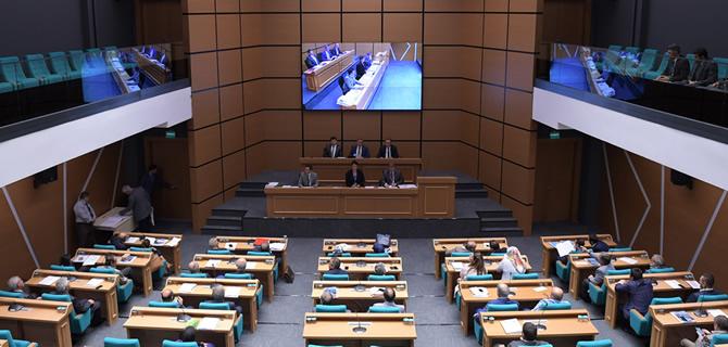 Üsküdar Belediyesi'nin 2017 yılı bütçesi onaylandı