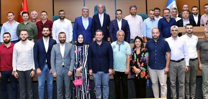 Üsküdar Belediyespor'un Yeni Başkanı Muammer Saka oldu