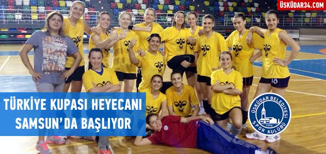 Bayanlar Türkiye Kupası heyecanı bugün başlıyor