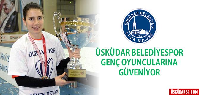 �sk�dar Belediyespor Gen� Oyuncular�na G�veniyor