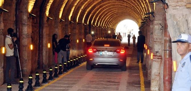 Beylerbeyi Sarayı Tüneli yeniden ulaşıma açılıyor