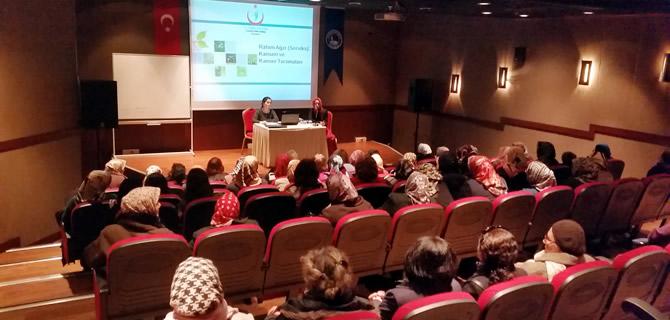 Üsküdar'da ''Sağlıklı Toplum, Sağlıklı Yaşam'' etkinliği