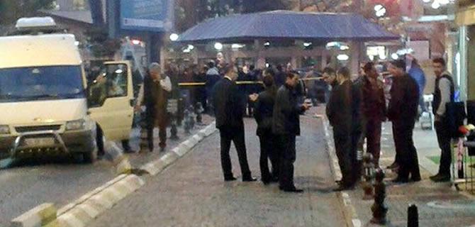 �sk�dar'daki Alperen Ocaklar� merkezine 3 mermi b�rak�ld�