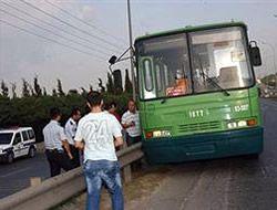 Üsküdar'dan İETT otobüsü çalındı.