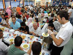 Üsküdar'da hedef, 650 bin kişiye iftar!..