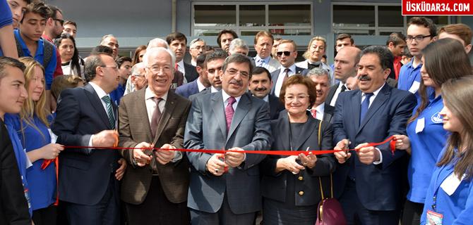 Üsküdar İnovasyon Merkezi'nin açılışını Bakan Güllüce yaptı