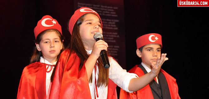 İstiklal Marşı'nı Güzel Okuma Yarışması'nın finali gerçekleşti