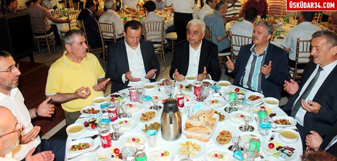 Üsküdar Rizeliler Derneği 5. Geleneksel Ramazan iftarı