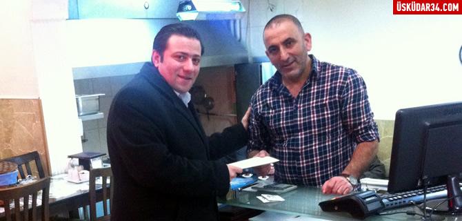 �sk�dar Saadet'ten ''Bakkal Amca''ya tam destek